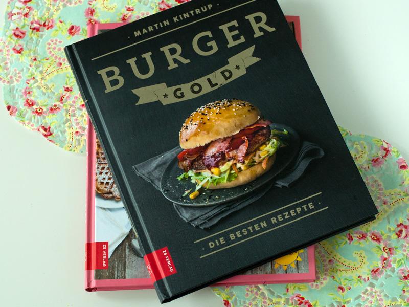 [Rezension] Burger Gold von Martin Kintrup