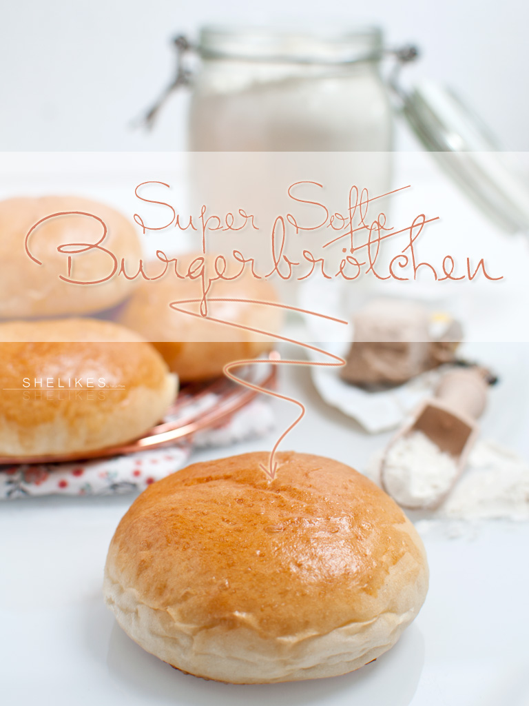 [BurgerBasics] Die besten Burgerbrötchen – Super Soft!