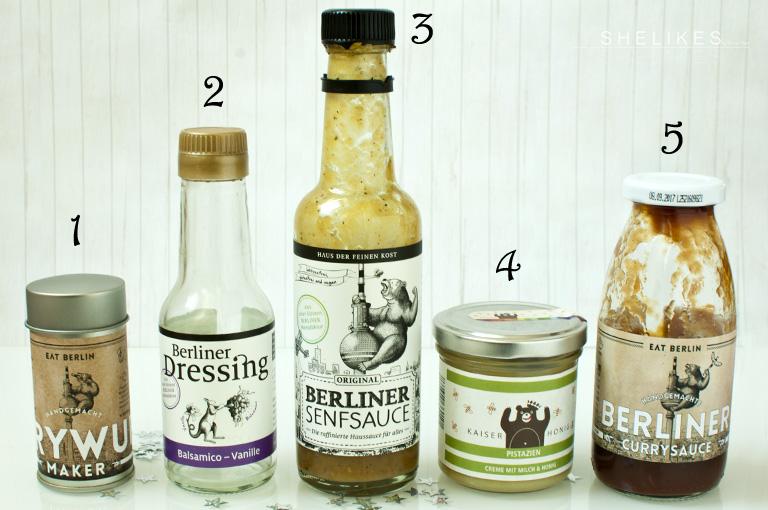 Meine Top 5 Produkte aus dem EAT BERLIN Store