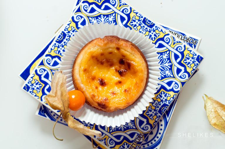 Urlaubserinnerungen – Pastéis de Nata | Portugisische Puddingtörtchen