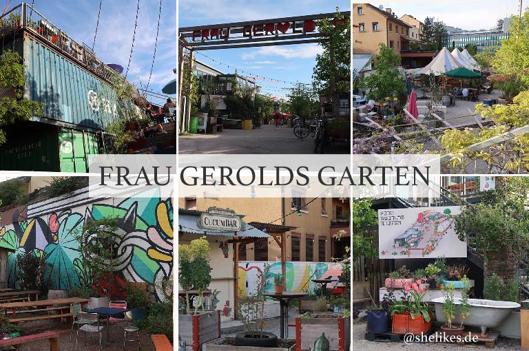 Zürich | Frau Gerolds Garten