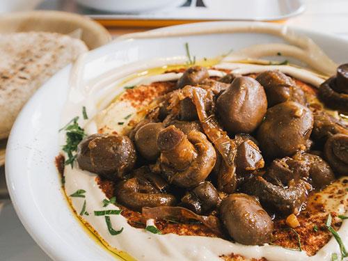 [Freiburg Food] Edo's Hummus Küche