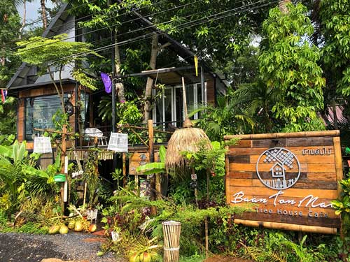 Travel Diary Thailand | Empfehlung: Baan Ton Mai – The Tree House Café in Krabi