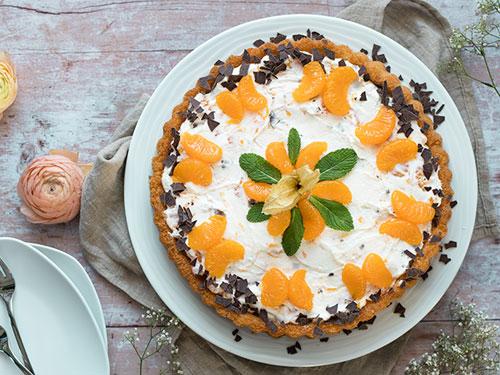 Schnellster Kuchen der Welt – 2 Minuten Schüttelkuchen mit Mandarinen