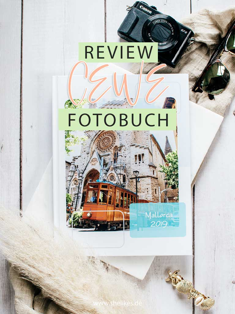 [Review] CEWE Fotobuch im Test